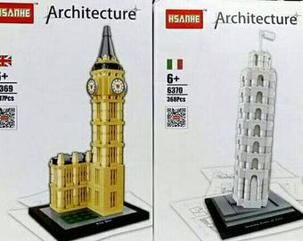 Educational blocks Architecture Collection