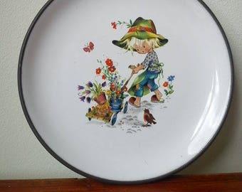 Hornsea Pottery Coaster