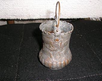 Black forest design bucket