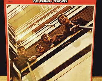 The Beatles 1962-1966 LP