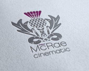 Custom Logo Design for Photographers