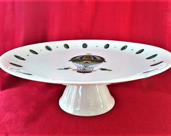 Vintage Georges Briard Cake Stand