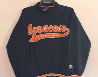 Vintage Starter Sweetshirt/Starter Tshirt/Starter Jacket/Big logo/Starter big logo/ Pull over/