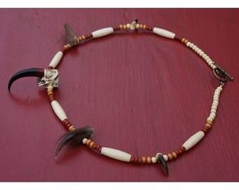 Warrior's Claw and Talon Choker