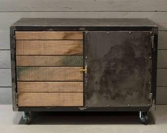 Mobile iron wood