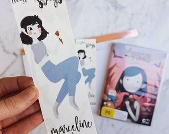 Marceline | Adventure Time bookmark