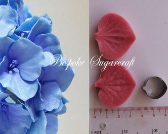 Hydrangea Petal Veiners & Cutter,Sugarcraft veiner,Sugarcraft Molds,Silicone molds,clay mold,sugarcraft molds,gumpaste molds,sugarcraft tool