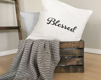 """Blessed 