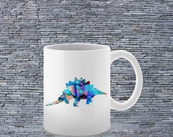 Oliviosaurus Mug - Tea Mug - Coffee Mug - Printed Mug