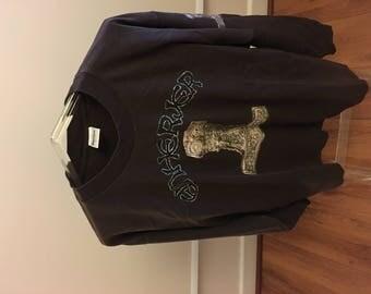 Vintage & rare,  brown 1997 Heinherjer shirt Size XL