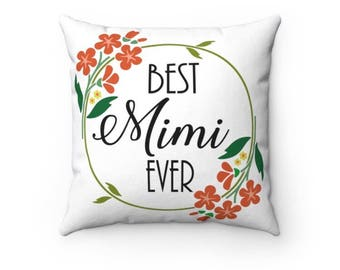 Christmas GiftsMothers Day Gift for Grandma - Best Mimi Ever - Mothers Day From GrandDaughter - Mothers Day Gift From GrandSon - Gift Ideas
