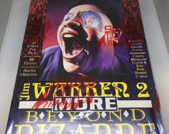 1994 Comic Images Jim Warren 2 More Beyond Bizarre Collector Cards