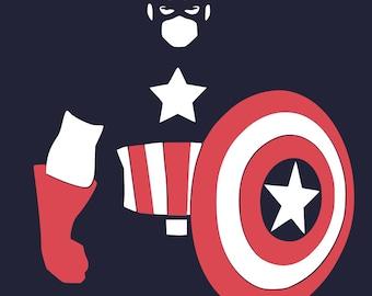Captain America svg,Cap America svg,Captain America Clipart svg,captain America superhero svg,files for Cricut,silhouette cutting fil