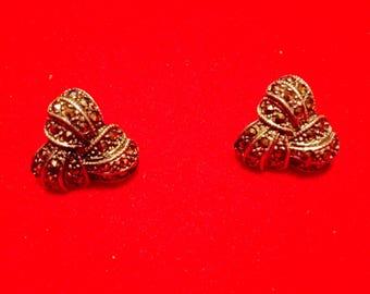 925 Silver Vintage Earings