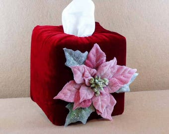 Love and Friendship Tissue Box
