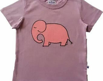 Short sleeve Elephant t-shirt