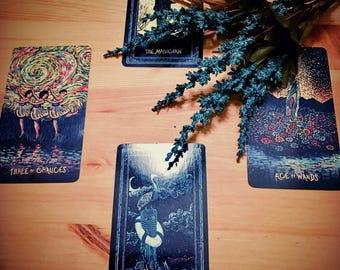 Your True Self Tarot Reading