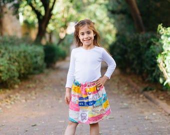 Travelling skirt
