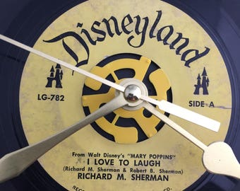 Disneyland - I Love to Laugh & Jolly Holiday