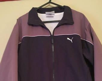 Vintage Puma Ladies Jacket