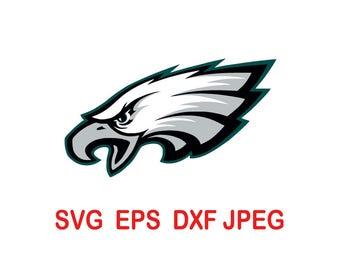 Philadelphia Eagles.svg,eps,dxf,png.