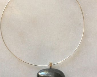 Hematite Necklace