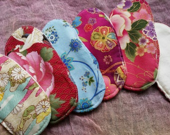 Panty liner or extra layer for cloth pad