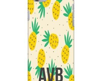 Monogram Pineapple Phone Case