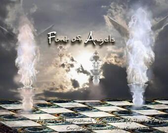 Font of Angels