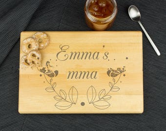 Cutting Board,Personalized Cutting Board,Engraved Cutting Board,Wedding Gift,Gifts for Mom