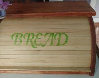 Handmade Bread Box