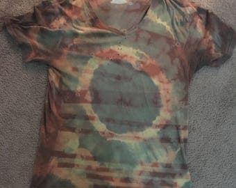dope tie dye t shirt!