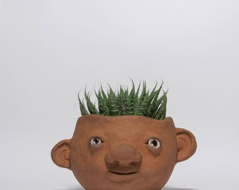 clay potface - Gus