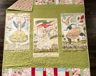 Dare to Fly Quilt