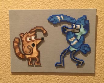 PixeL art canvas