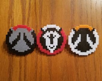 Overwatch/Blackwatch Pins