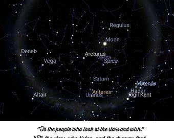 The Stargazers Printable