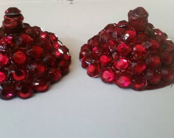 Ruby Sparkles -  3D Printed Wonder Pasties !!!
