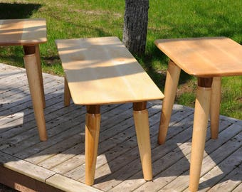 Set of Coffee and Side Tables