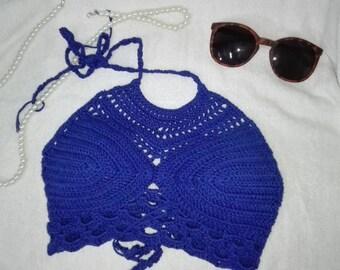 Crochet Top Bikini