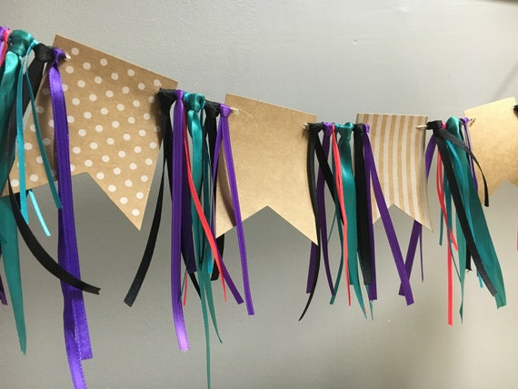 Ribbon and Pennant Banners