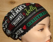Three Mixed Hats Special Price Medical Surgical Scrub Hat Vet Nurse Chemo