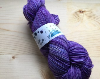 Violet growth one of a kind - terra sock