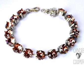 Ramblin' Rose Crystal Bracelet kit = DIY Jewelry