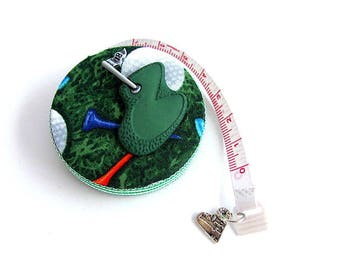 Measuring Tape For The Golfer Retractable Tape Measure