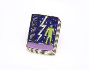 Book Pin: Frankenstein