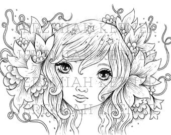 Mornings - Coloring Page