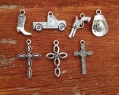 ADD ON - Add an extra charm to a necklace or ornament