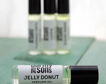 Jelly Donut Perfume Oil
