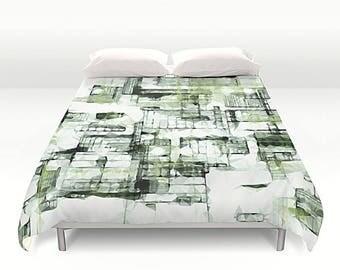 duvet cover geometric bedding queen duvet cover king duvet cover modern bedding